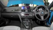 2015 BMW M3 dashboard for India