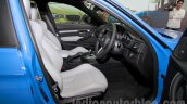 2015 BMW M3 front seats for India