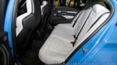 2015 BMW M3 rear seating for India
