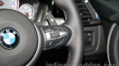 2015 BMW M3 steering mounted controls for India
