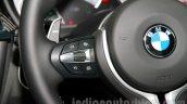 2015 BMW M3 steering wheel audio controls for India