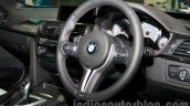 2015 BMW M3 steering wheel for India