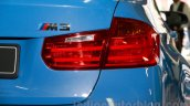 2015 BMW M3 taillamp for India