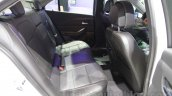 2015 Chevrolet Cruze rear seat at Guangzhou Auto Show 2014