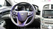 2015 Chevrolet Cruze steering at Guangzhou Auto Show 2014