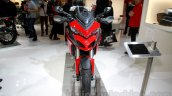 2015 Ducati Multistrada 1200 front at EICMA 2014