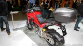 2015 Ducati Multistrada 1200 rear three quarters left at EICMA 2014