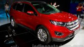 2015 Ford Edge LWB front quarter at 2014 Guangzhou Auto Show