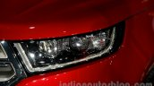 2015 Ford Edge LWB headlight at 2014 Guangzhou Auto Show