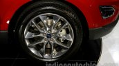 2015 Ford Edge LWB wheel at 2014 Guangzhou Auto Show