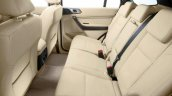 2015 Ford Endeavour rear seat
