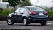 2015 Ford Escort China rear three quarter