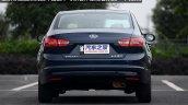 2015 Ford Escort China rear