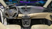 2015 Ford Escort interior at Guangzhou Auto Show 2014