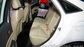 2015 Ford Escort rear seat at Guangzhou Auto Show 2014