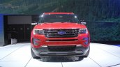 2015 Ford Explorer at the 2014 Los Angeles Auto Show