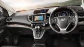 2015 Honda CR-V ASEAN interior