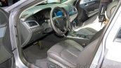 2015 Hyundai Sonata driver seat at 2014 Guangzhou Motor Show