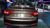 2015 Hyundai Sonata rear at 2014 Guangzhou Motor Show