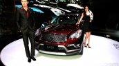 2015 Infiniti QX50 at the Guangzhou Auto Show 2014