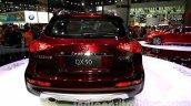 2015 Infiniti QX50 rear at the Guangzhou Auto Show 2014