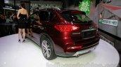 2015 Infiniti QX50 rear quarters at the Guangzhou Auto Show 2014