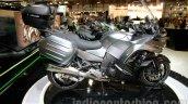 2015 Kawasaki 1400 GTR live at EICMA 2014