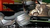 2015 Kawasaki 1400 GTR luggage rack at EICMA 2014