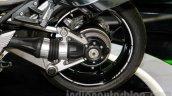 2015 Kawasaki 1400 GTR rear wheel at EICMA 2014