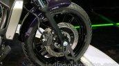 2015 Kawasaki Vulcan S front disc at EICMA 2014