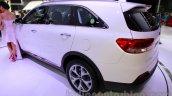 2015 Kia Sorento L rear quarter at Guangzhou Auto Show 2014