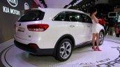 2015 Kia Sorento L rear quarters at Guangzhou Auto Show 2014