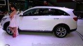 2015 Kia Sorento L side at Guangzhou Auto Show 2014