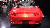 2015 Mazda MX-5 rear at the 2014 Los Angeles Auto Show