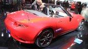 2015 Mazda MX-5 rear three quarters at the 2014 Los Angeles Auto Show