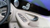 2015 Mercedes C Class buttons launch