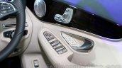 2015 Mercedes C Class buttons launch