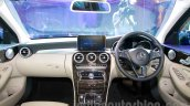 2015 Mercedes C Class dashboard launch