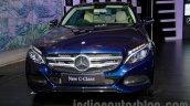2015 Mercedes C Class front launch