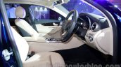 2015 Mercedes C Class front seat launch