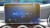 2015 Mercedes C Class screen launch