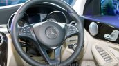 2015 Mercedes C Class steering launch