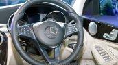 2015 Mercedes C Class steering launch