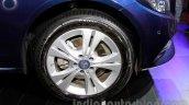 2015 Mercedes C Class wheel launch