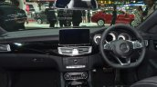 2015 Mercedes CLS dashboard at the 2014 Thailand International Motor Expo
