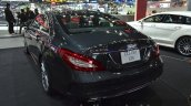 2015 Mercedes CLS rear at the 2014 Thailand International Motor Expo