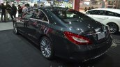 2015 Mercedes CLS rear three quarters left at the 2014 Thailand International Motor Expo