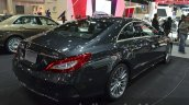 2015 Mercedes CLS rear three quarters right at the 2014 Thailand International Motor Expo