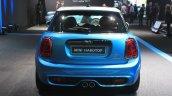 2015 Mini Cooper 5-door Hardtop rear at the 2014 Los Angeles Auto Show