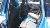 2015 Mini Cooper 5-door Hardtop rear seat at the 2014 Los Angeles Auto Show